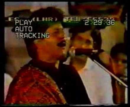 Attaullah - Too Bi Kisi Ka Pyar Nah Live