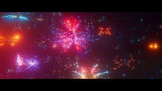 Guardians of the Galaxy Vol. 2 - Yondu Funeral Firework Scene FHD