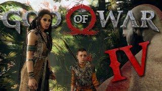 WIEDŹMA I DZIK || God of War [#4][PS4]