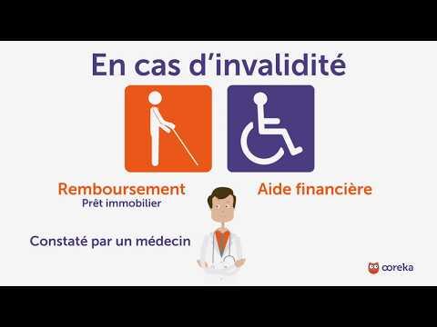 Souscrire une assurance décès invalidité - Ooreka.fr