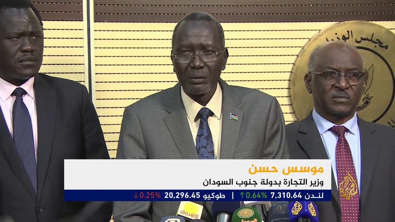 الجزيرة:الخرطوم وجوبا توقعان اتفاقية فتح المعابر الحدودية