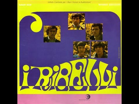 I Ribelli – I Ribelli 1968 ORIGINAL FULL ALBUM