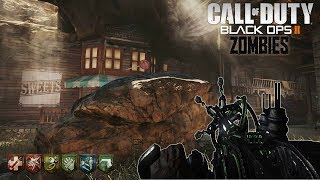 CALL OF DUTY: BLACK OPS 2 ZOMBIES PS3 | BURIED Y GRANJA  JUGANDO CON SUSCRIPTORES