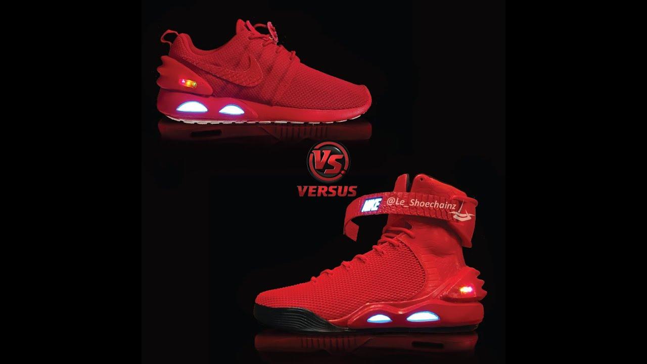 Nike Roshe X X Yeezy Air Mags