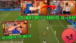 LOS MEJORES ENFADOS de DjMaRiiO EN FIFA 20🤬