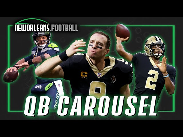How hard should the Saints go after Russell Wilson? | NewOrleans.Football