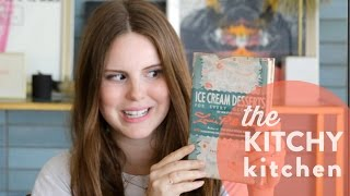 Vintage Cookbooks: Ice Cream Desserts // Up Close with Claire