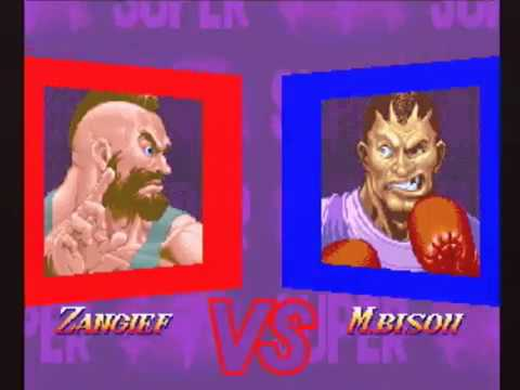 [未編集] Zangief(ザンギエフ) - SUPER STREET FIGHTER II X for 3DO on GV-VCBOX