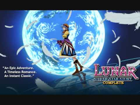 Lunar Silver Star Story Complete - Althena's Song