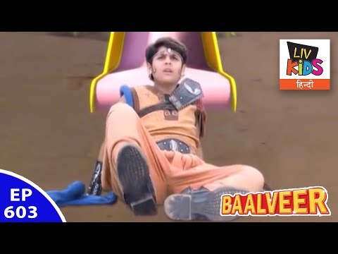 Baal Veer - बालवीर - Episode 603 - Meher & Saloni Teleported To Khel Lok