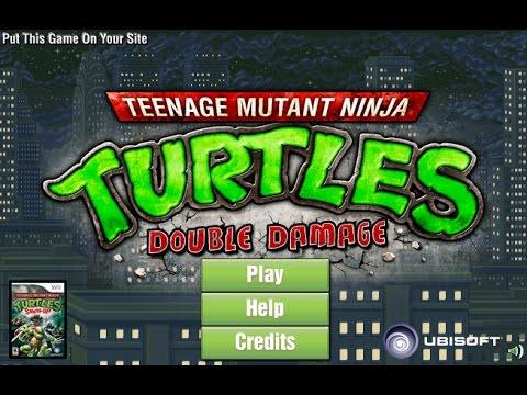 Teenage Mutant Ninja Turtles Double Damage (Черепашки ниндзя: двойной урон)
