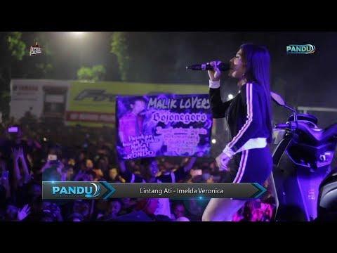 Lintang Ati - Imelda Veronica - Lagista live Alun Alun Sragen 2019