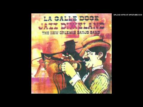 The New Orleans Banjo Band - 12 Five Feet two, Eyes of blue