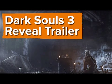 Dark Souls 3 Reveal Trailer - E3 2015 Microsoft Conference (no gameplay)