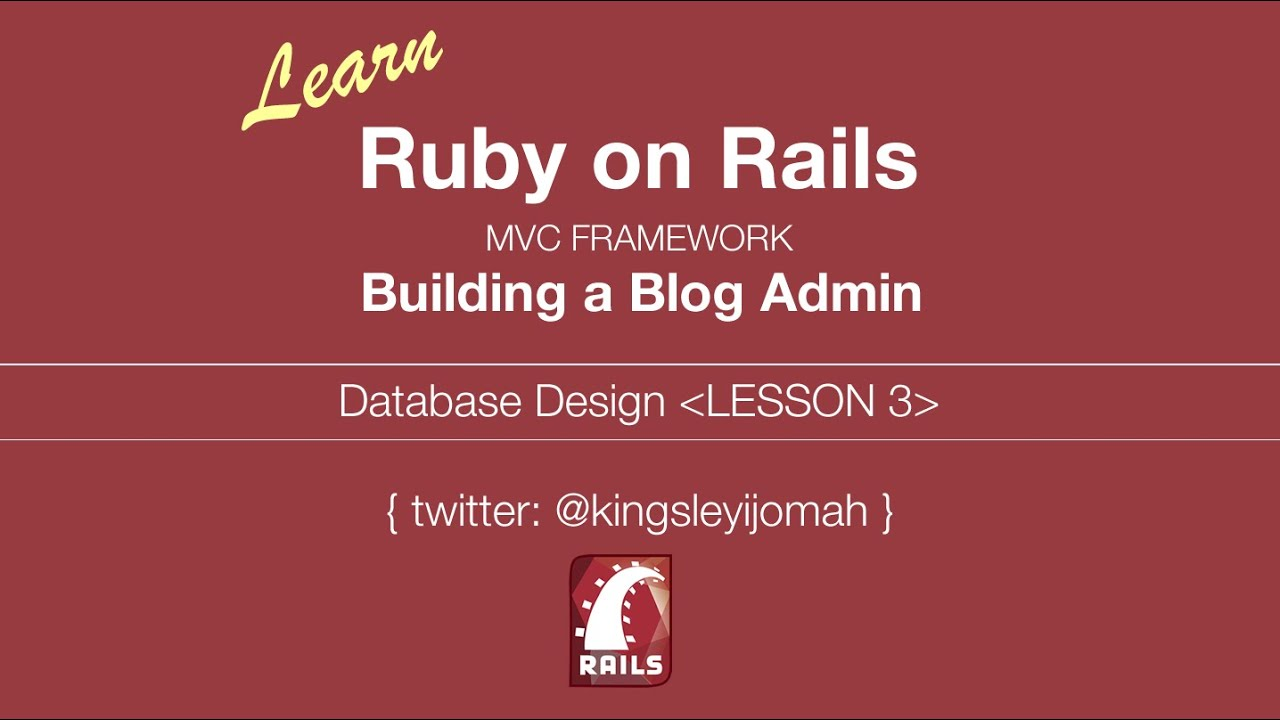 how to learn ruby on rails from beginners