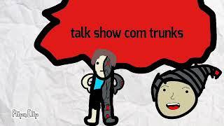 Entrevistando o dr.flug ( talk show com trunks) episódio 2