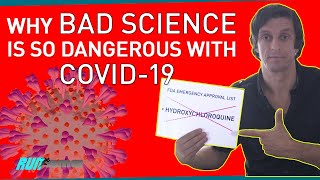Beware Bad Science With COVID-19: It Could Kill You