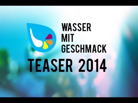 Wasser mit Geschmack Elektro Festival Teaser 2014