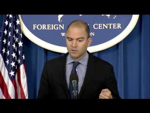 Washington Foreign Press Center Briefing: A Look Back on the Obama Admin