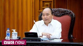 Thường trực Chính phủ họp về các dự án BOT   VTC1