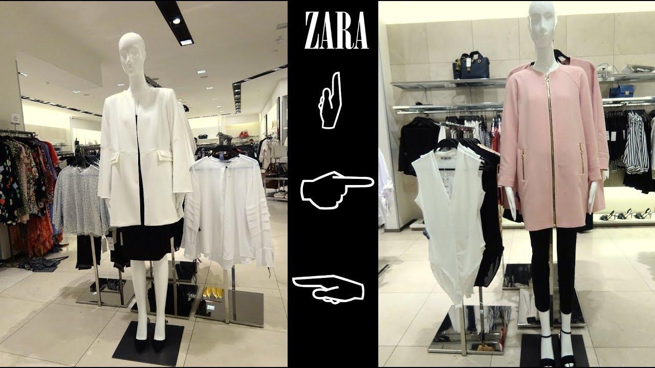 beba5b36fb 👍 Zara Ladies Clothes Shoes Handbags Spring Summer 2018 Walkthrough ...