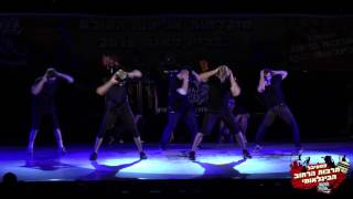 BOTY ISRAEL 2016 | YOUR TROUBLES CREW