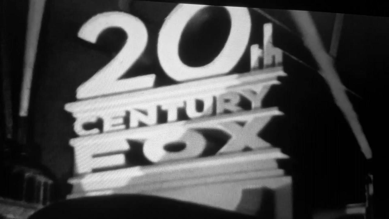 20th Century Fox (1953) (Black And White)