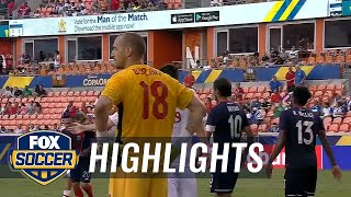 Costa Rica vs. Canada | 2017 CONCACAF Gold Cup Highlights