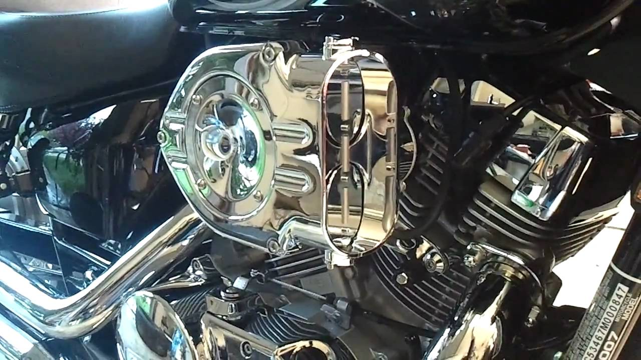 Motorcycle Hypercharger