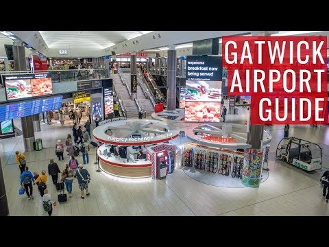 10 Important Things to Know About London Gatwick Airport