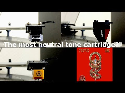 What Is The Most Neutral Phono Cartridge? Part 1 (포노카트리지의 중립성 1편)