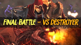 Darksiders Warmastered Edition PC : Final Battle - Destroyer , Apocalyptic - Abyssal Armor