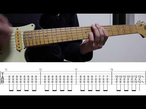 【TAB譜付き】ファンファーレ(Fanfāre)- Sumika ギター(Guitar)
