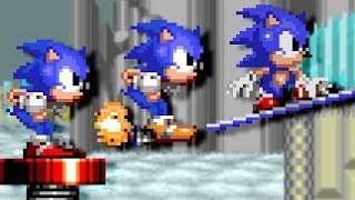 Sonic Hack - Sonic 2 Chaos Adventure