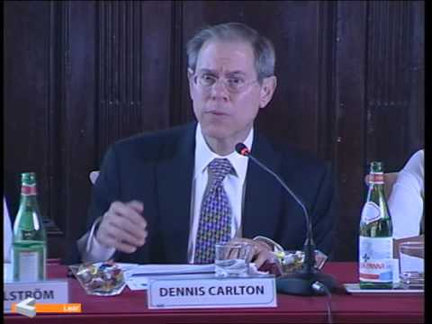 Dennis Carlton (University of Chicago, Booth School of Business, David McDaniel Keller)