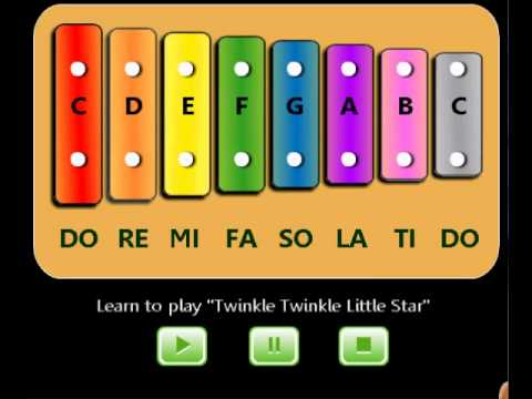 Little Xylophone - How to play