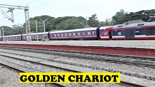 Golden Chariot Luxury Train Bangalore Cantt