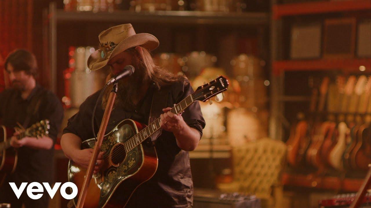Download Chris Stapleton - Starting Over (Live From Jimmy Kimmel Live! / 2020)