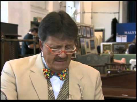 David Barby Bargain Hunt Special Tribute Programme