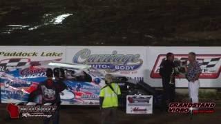 Wilmot Raceway Modified Highlights