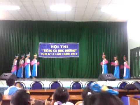 THCS Tân Thạnh Tây-tiếng ca học đường cụm 8/15