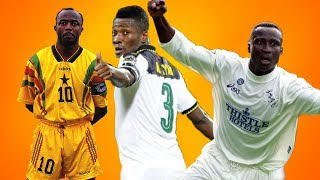Download Top 10 Ghanaian footballers of all time Mp3 and Videos