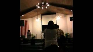 Bishop Robert Carter - Look Where The Lord Has Brought Us