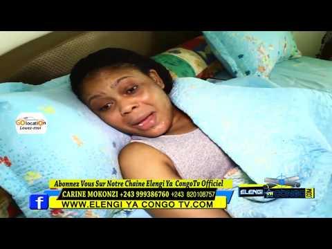Tele Realite Triste Carine Mokonzi Entre La Vie Ou La Mort Aza Gravement Malade