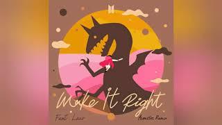 Baixar BTS - Make It Right ft Lauv (Acoustic Remix)
