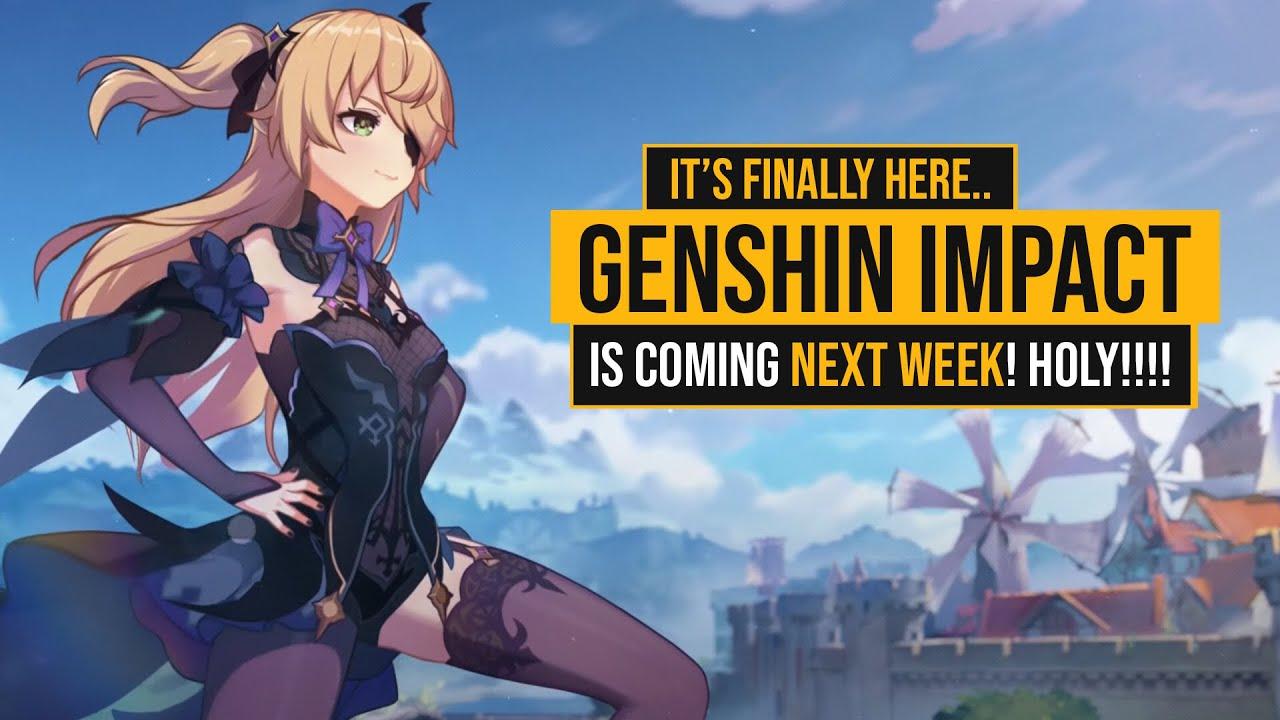 How To Get Genshin Impact Beta