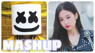 "MARSHMELLO x JENNIE - &quotHappier Solo"" (Feat. Bastille) MASHUP"