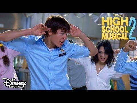 Work This Out 💪🏻 | High School Musical 2 | Disney Channel UK