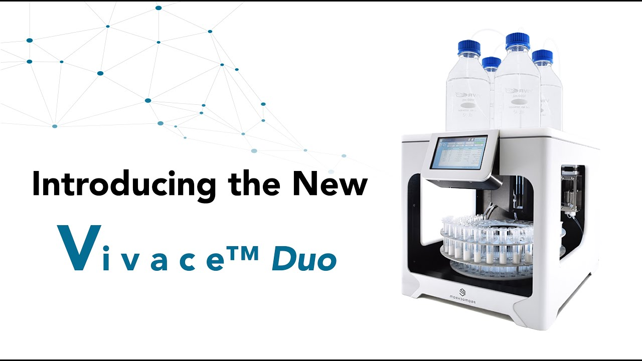 Vivace™ Duo - Automate Your Solid Phase Extraction for Food, Biological and Environmental Samples