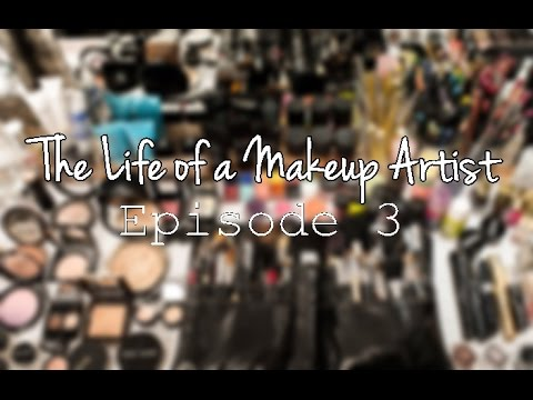 My Freelance Makeup Kit (Full) : The Life Of A Makeup Artist | Ep.3